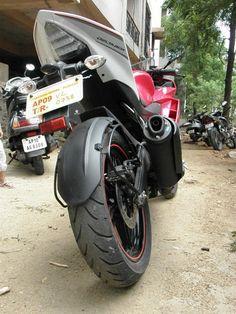 My Yamaha R15