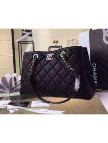 Chanel Large Goatskin Shopping Bag A93021 Pre Fall-Winter 2015 16   Chanel    Chanel, Shopping, Fall winter feb08d1f60