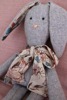 DIY Bunny Doll pattern