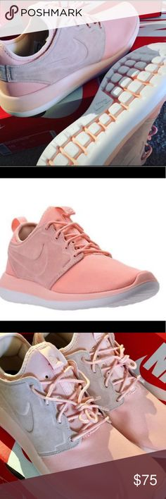 Nike Roshe Two Casual BR: Arctic Orange, NWB!! Brand new with box, men's Roshe 2 Casual Breathe in Arctic Orange, the dopest color to come out since volt yellow. Most comfortable kicks in 2017 easy!! I have every color Breathe (this, Chiffon, trooper, & black). The triple insulated foam sole is unreal! Men's size 8-11 & 13!!  MSRP: $100 Nike Shoes Sneakers