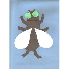 Go Get Buggy! 3 Bug Crafts for Preschoolers