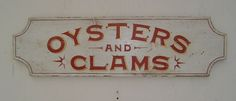 Nautical and Beach Signs
