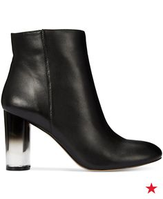 A classic silhouette with a translucent ombre heel is a must-have shoe in your closet this fall. Shop now at macys. com!