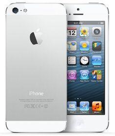 Apple iPhone 5, Display 4 Pollici, Connettività Edge, GPRS, HSDPA, HSUPA, Wi-Fi, Bluetooth, Colore Bianco di Apple, http://www.amazon.it/dp/B00A4DLMTQ/ref=cm_sw_r_pi_dp_xGJbsb094CCB0