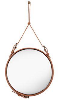Espelho wc (Gubi - mirror Adnet Circulaires)