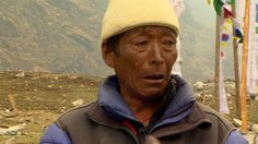 Nepal earthquake: Return to the valley of tears.  Dawa Sherpa lost his wife, son and grandson - he hasn't slept for a year