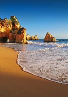 Praia dos Três Irmãos (Portimão) - Algarve, Portugal (by Juampiter)