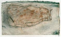 Sleeping Cat  Paul Klee (1879-1940 Swiss)  Christie's Images