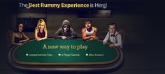 Jungleerummy.com  is the ultimate entertainment site for all #online #rummy #players.