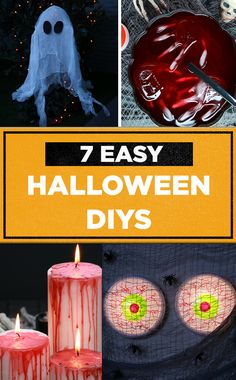 If you've got it, haunt it! These budget-friendly DIYs are everything you need to have a ghoulishly good time at your Halloween bash.