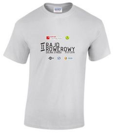 #koszulka promująca II #Rajd #Rowerowy Doliny Strugu