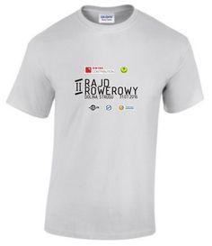 #koszulka promująca II #Rajd #Rowerowy Doliny Strugu Mens Tops, T Shirt, Design, Women, Fashion, Supreme T Shirt, Moda, Tee Shirt, Fashion Styles