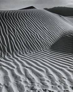 ANDREAS FEININGER 1906 - 1999 Death Valley, California, n.d.