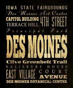<3 Des Moines