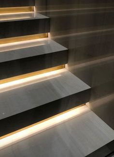 New Ideas Basement Stairs Handrail Staircase Design Stair Railing Design, Home Stairs Design, Stair Handrail, Staircase Railings, Stairways, Staircase Design Modern, Marble Stairs, Concrete Stairs, Basement Stairs