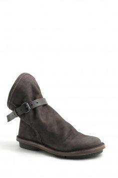 Trippen woman shoes-polacchine bomb espresso-ankle boots bomb espresso-Trippen Berlin shoes
