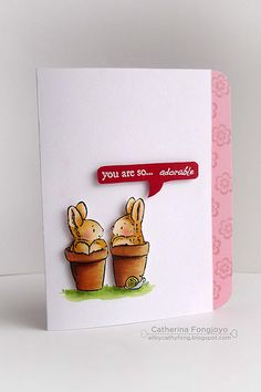 PB Bunny Friends, Betsy Bluebell