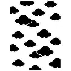 Classeur de Gaufrage Dessin fond nuage