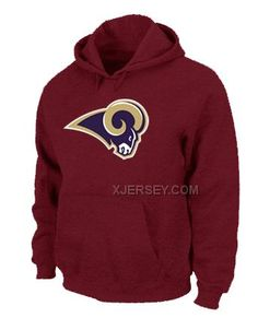 http://www.xjersey.com/stlouis-rams-logo-pullover-hoodie-red.html ST.LOUIS RAMS LOGO PULLOVER HOODIE RED Only 47.31€ , Free Shipping!