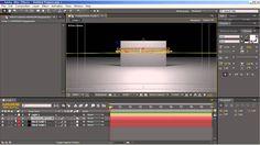 [에프터이펙트 강좌]애프터 이펙트로 라인따라 움직이는 3d 글씨 만들기