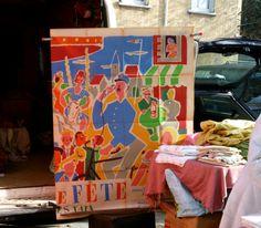 Paris Flea Market Tours www.antiquesdiva.com