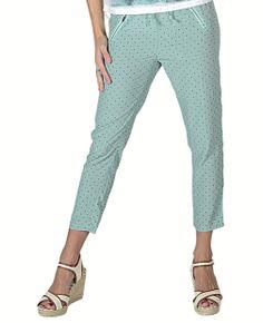 Pantalones de pitillo con dots, Dieva clothes. www.dievaclothes.com