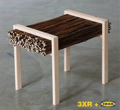 3xR + IKEA / HALUZ / 2012