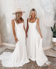 The OG Indie Bridal Shop with Modern + Stylish Wedding Dresses and Bridal Accessories for Romanic, Bohemian and Creative Brides. Shop us in 18 US Cities. White Beach Wedding Dresses, Bridal Gowns, Wedding Gowns, Bouquet Wedding, Try On, Dream Dress, Playing Dress Up, Wedding Bells, Wedding Reception