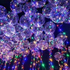 18 Inch Luminous Led Balloons Transparent Balloons With Led Strip Birthday Party Decorations Wedding Christmas Gift. Category: Home & Garden. Product ID: Light Up Balloons, Clear Balloons, Balloon Lights, Bubble Balloons, Colourful Balloons, Latex Balloons, String Lights, Air Balloon, Balloon Pump