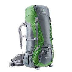 Deuter Aircontact Lite 65 Plus10 Trekking Backpack (Backpacker Hall of Fame)
