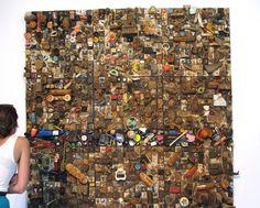 Recicla__Reusa_Rediseña: Arte y Reciclaje