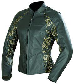veste moto femme cuir Mac Adma Fancy