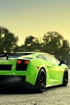 lime green.  <3