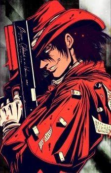 "Alucard   Alucard ""Kyuuketsuki Ākādo, The Count, No-Life King, Monster, Vlad ..."