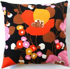 print & pattern: VINTAGE Love bright colors