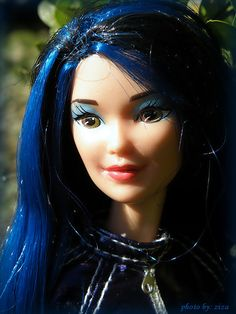 Barbie - she reminds me of a Barbie I used to have.