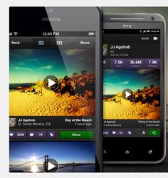 Viddy: capture & share video.