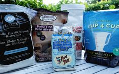 Putting gluten-free flour blends through their paces: Introduction