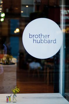 Brother Hubbard, Dublin. Located on Capel St, Brother Hubbard is quickly becoming a very popular choice for food and coffee in Dublin. #LoveDublin