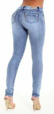 jeans levanta cola from Colombie Jeans effect PUSH UP Colombien