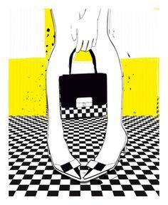Illustrated Fashion: Louis Vuitton | Fashion | HUNGER TV