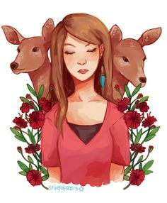 Rachel was the deer, rachel amber, life is strange