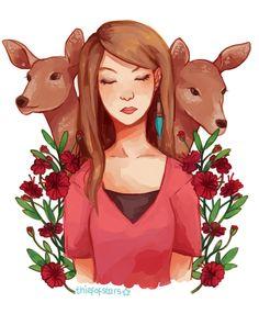 Rachel was the deer, rachel amber, life is strange