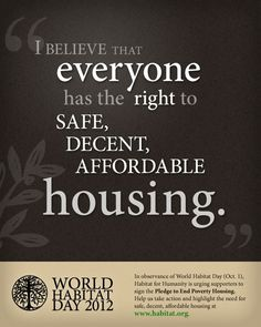 #safehousingforall