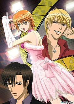 Skip Beat! | X3 | Kyoko followed her true love and childhood friend Sho to Tokyo so she could help him reach his dream of becoming an idol. She cleans, cooks, works three jobs and does nothing for herself because she loves him so much, but gets nothing in return. Still, she remains by his side. But then one day she goes unannounced to his agency with a delivery, and overhears him talking about her; he reveals to his manager that he only took her with him as a maid..