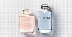 """En jeu : 1 duo de parfums """"Quatre Boucheron pour Elle et Lui"""" !"""