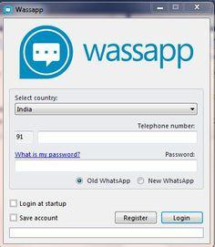 Download Whatsapp For PC (Windows xp/7/8)