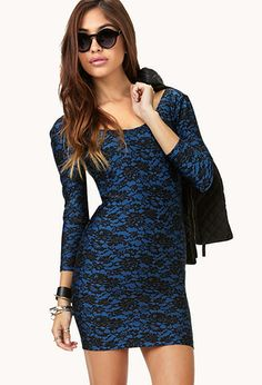 Forget-Me-Not Lace Dress   FOREVER21 - 2002245977