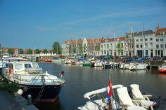 Middelburg. first stop in Holland