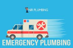 We are the best plumbers for your emergencies. We come quickly at any time of day or night. Call us on weekends, after hours and on holidays, and you can expect the same fast results. And we don't charge extra for these calls. We know you don't plan on having an emergency plumbing problem, so we don't penalize you for that. Call us today.  www.Nirplumbing.com #emergency #plumbing #plumber